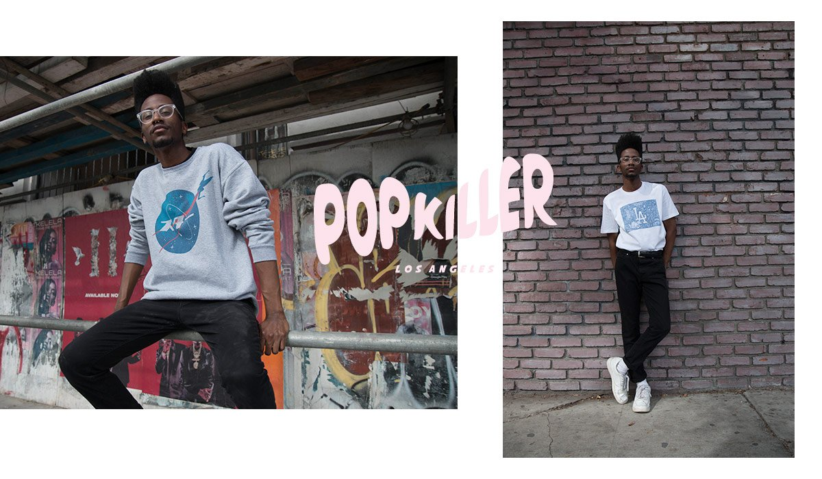 Popkiller Brain Wash Collection Spring / Summer 2017