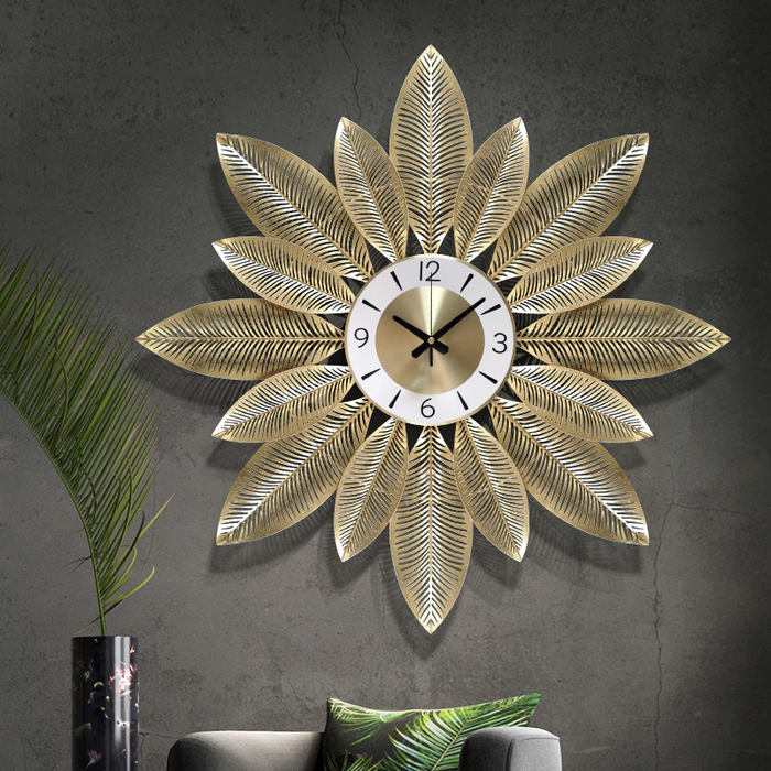 Nordic Creative Metal Wall Clocks