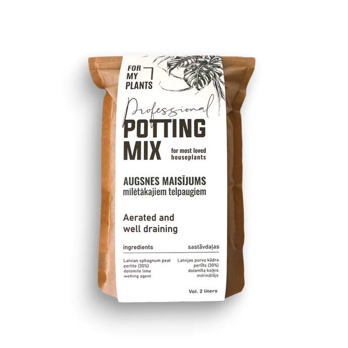 Professional Potting Mix (for most loved houseplants) - EASYPOT
