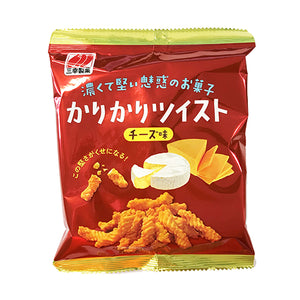 SANKO Seika Crunchy Twist Cheese