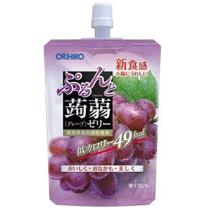 Orihiro Konjac Grape Jelly - TokyoMarketPH