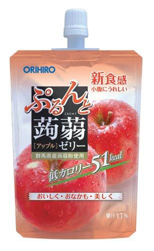 Orihiro Konjac Apple Jelly - TokyoMarketPH