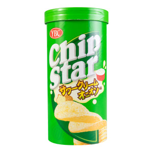 YBC Chip Star Sour Cream 50g