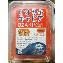 Load image into Gallery viewer, OZAKI Capelin Caviar 500g