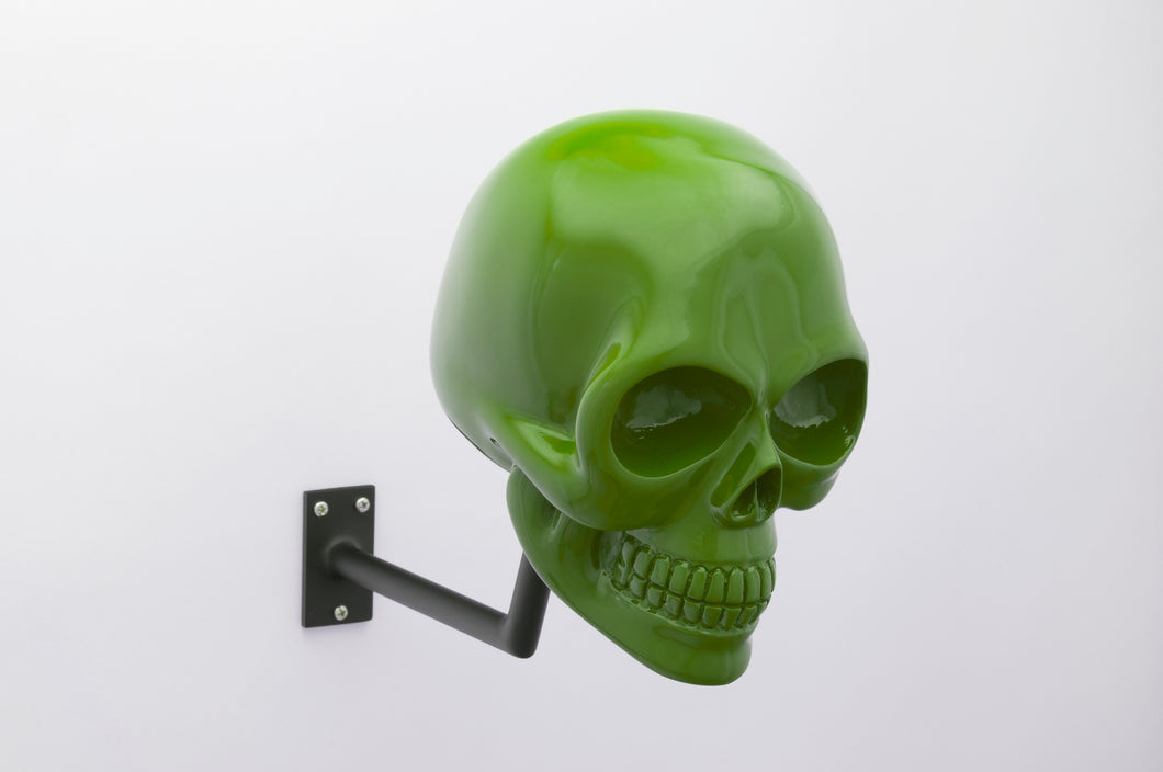 H-Skull Support pour casque  Army Green