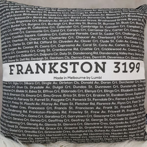 Cushion - Postcode: Frankston