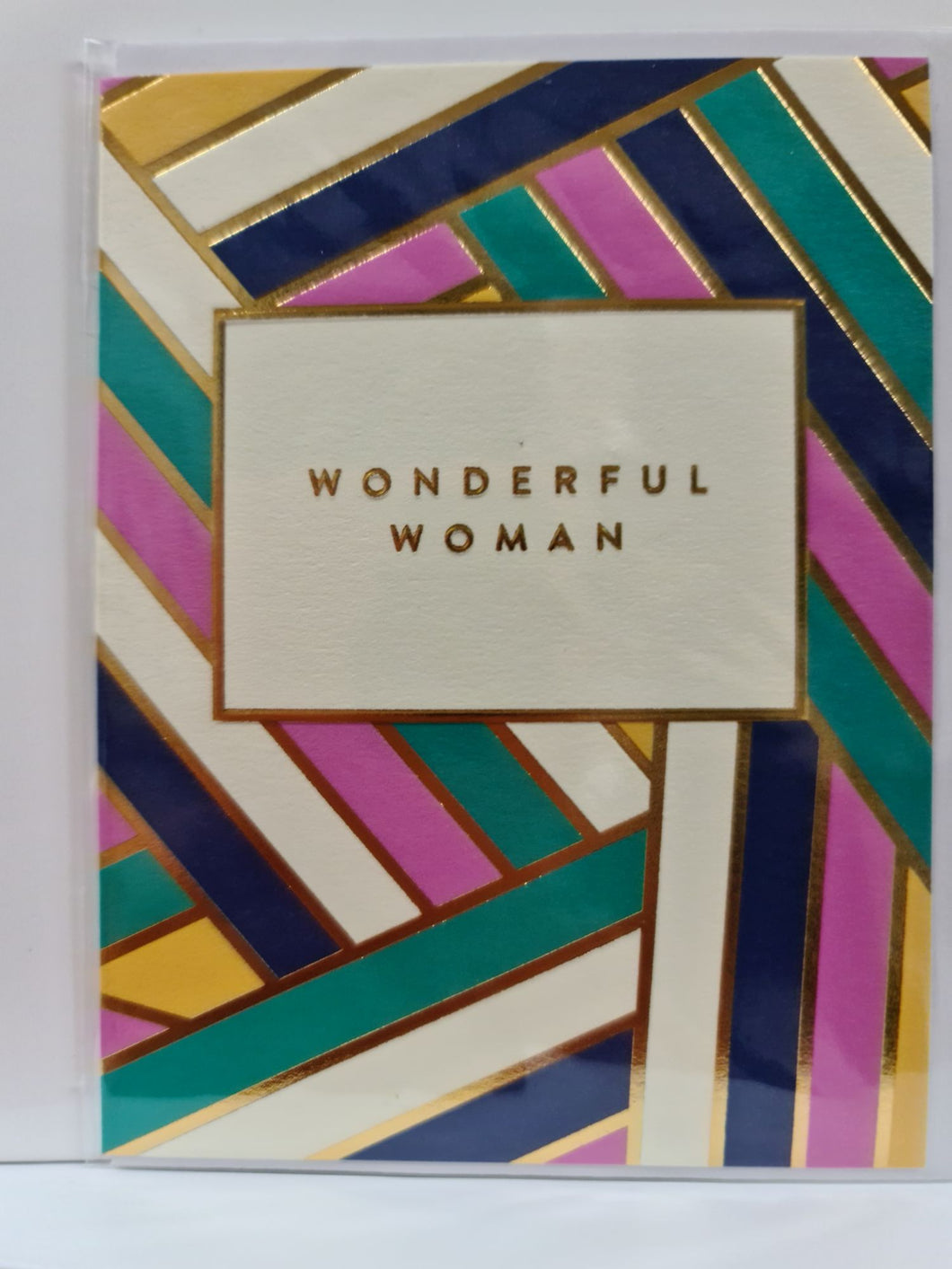 Wonderful Woman Gift Card