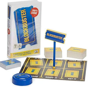 Blockbuster Movie Party Game
