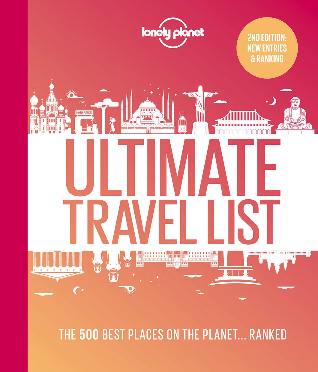 Lonely Planet - Ultimate Travel List 2