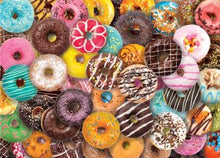 Load image into Gallery viewer, Donuts Jigsaw Puzzle