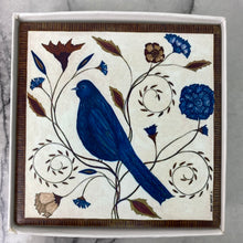 Load image into Gallery viewer, Coasters - Bird in Autumn (Set of 4)