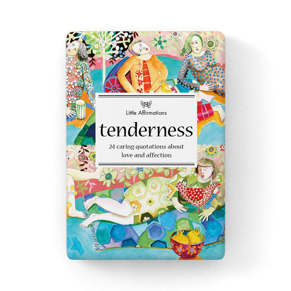 Tenderness Affirmation Cards