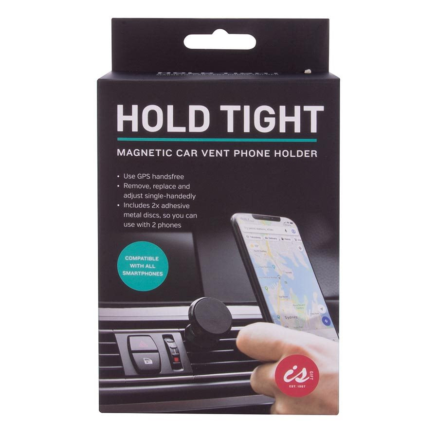 Hold Tight - Magnetic Car Vent Phone Holder