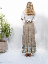 Load image into Gallery viewer, Maddy - Gypsy Border Maxi  Skirt