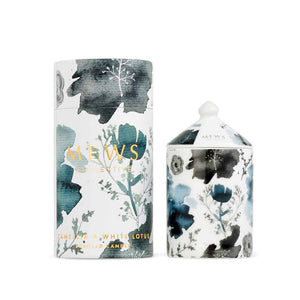 Mews Candle 100g - Camellia & White Lotus