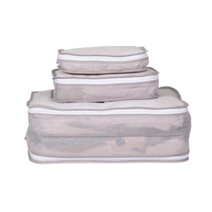 Plane Pal - Packing Pal: 3 Pack - White