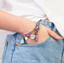 Load image into Gallery viewer, Charm Bracelet Stack - Soul Dreamer