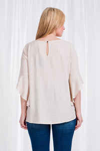 Kate - Batwing Top