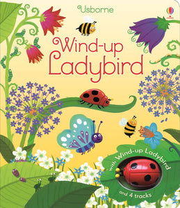 Wind-Up Ladybird Book (Board)