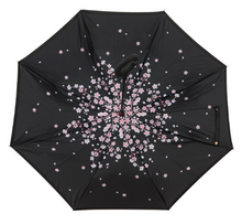 Load image into Gallery viewer, Reverse Umbrella - Cherry Blossom