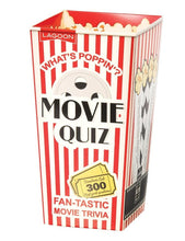 Load image into Gallery viewer, What's Poppin' Movie Quiz
