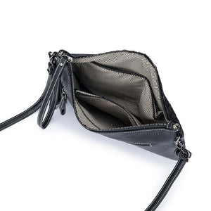 Black Caviar - Narina Clutch