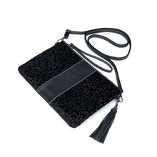 Load image into Gallery viewer, Black Caviar - Narina Clutch