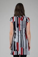 Load image into Gallery viewer, Striped Block Tunic