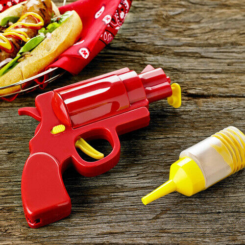 Condiment Gun Set - Maverick 3pc