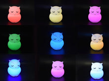 Load image into Gallery viewer, Bedtime Buddy - Blinky the Owl Night Light