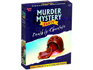 Death by Chocolate - Murder Mystery Party