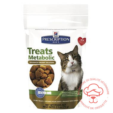 Prescription Diet Feline Metabolic Treats