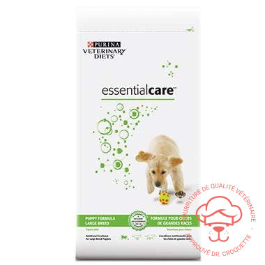 PVD Essential Care Grande Race chiot - DrCroquette
