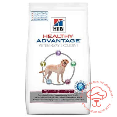 Healthy Advantage Canine Adult Regular Bites Bag