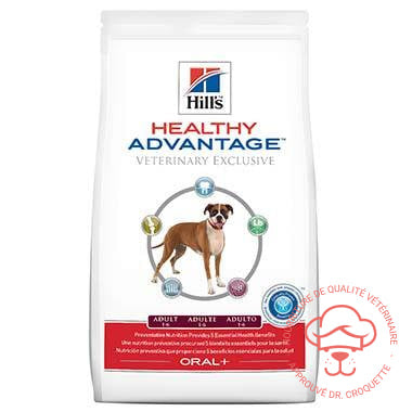 Healthy Advantage Canine Adult Oral+