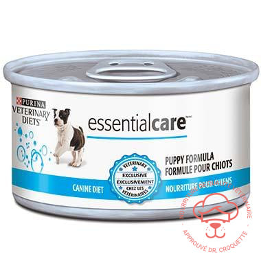 PVD Essential Care chiot boite - DrCroquette