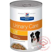 Prescription Diet canine c/d Multicare Urinary Stew poulet bte - DrCroquette