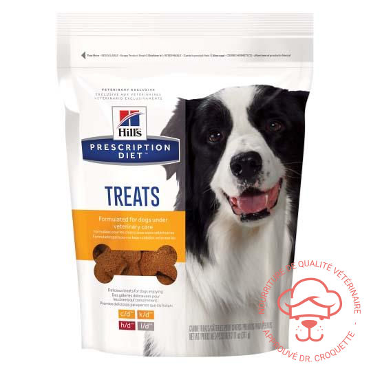 Prescription Diet canine Douceurs - DrCroquette