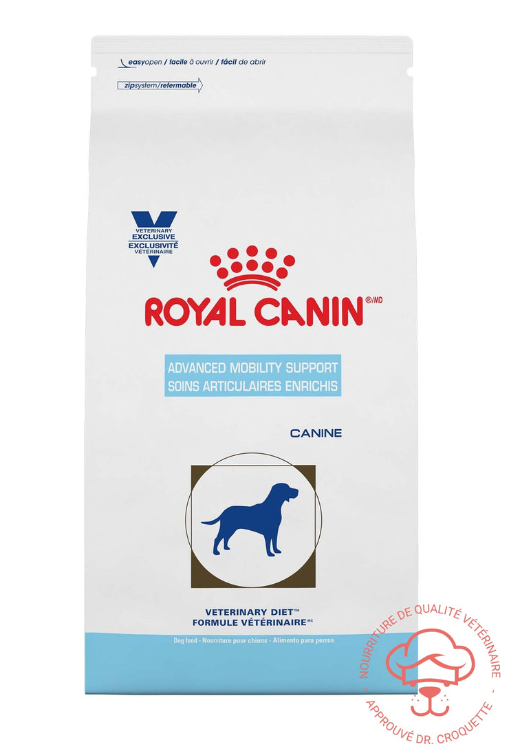 RC Vet. Diet canine Advanced Mobility Support sac - DrCroquette