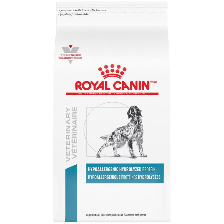 RC Vet. Diet canine Hypoallergenic HP - DrCroquette
