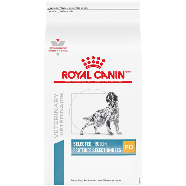 RC Vet. Diet Canine  Selected Protein PD Bag /