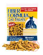 Fiber Formula Cat Treats Pouch/60g