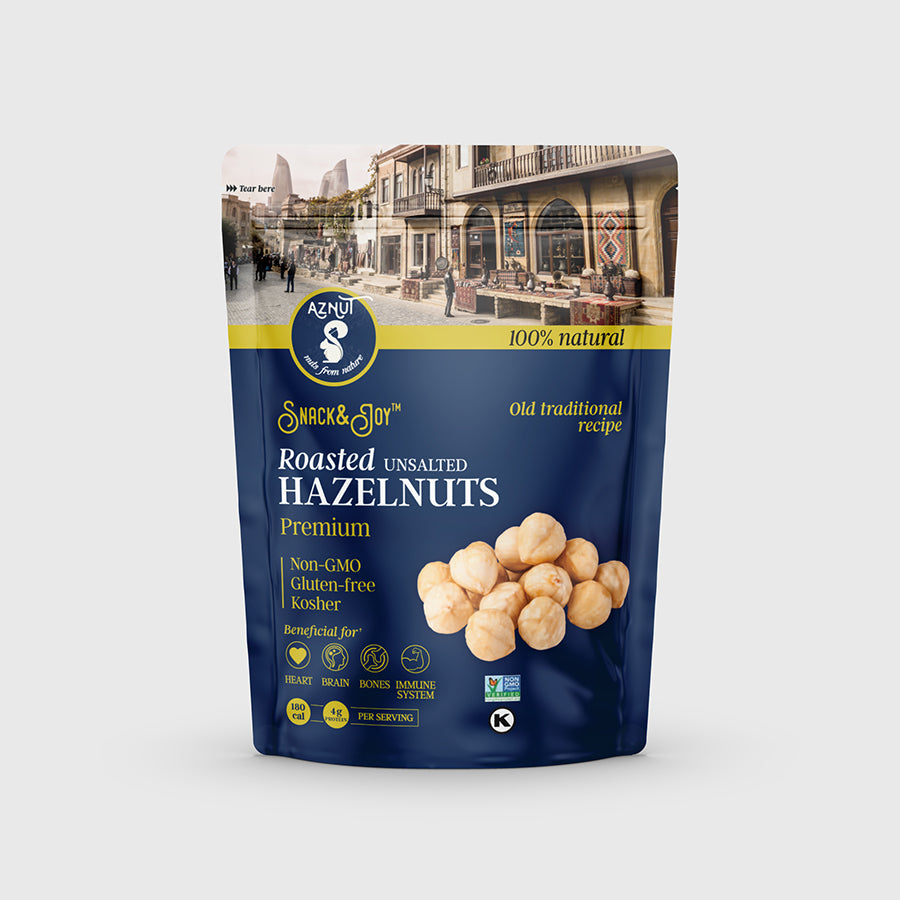 Roasted Hazelnuts 1 lb