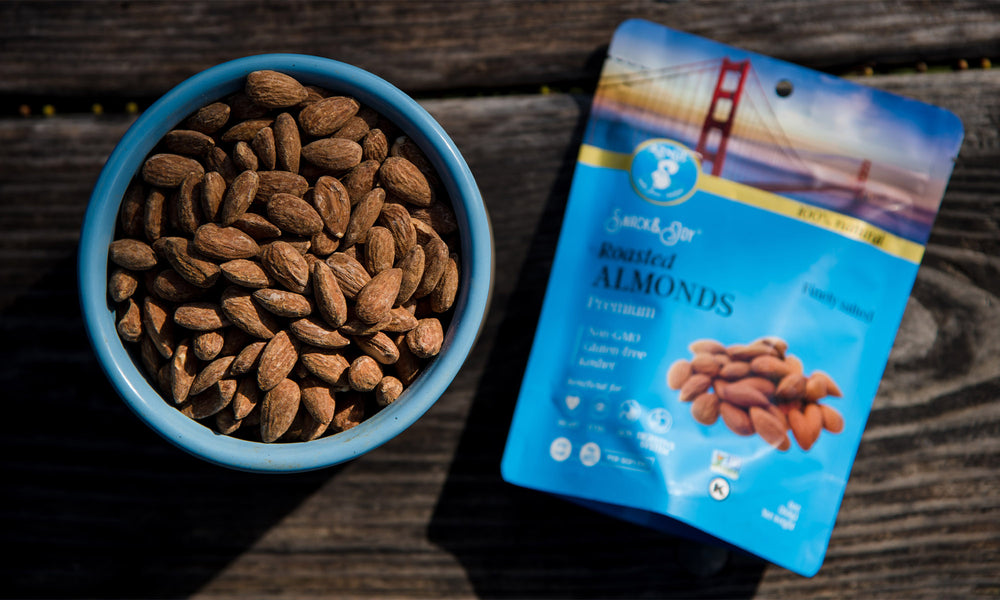 Load image into Gallery viewer, Roasted Salted Almonds