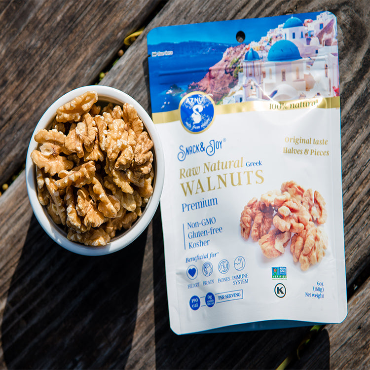 Raw Walnuts 1 lb