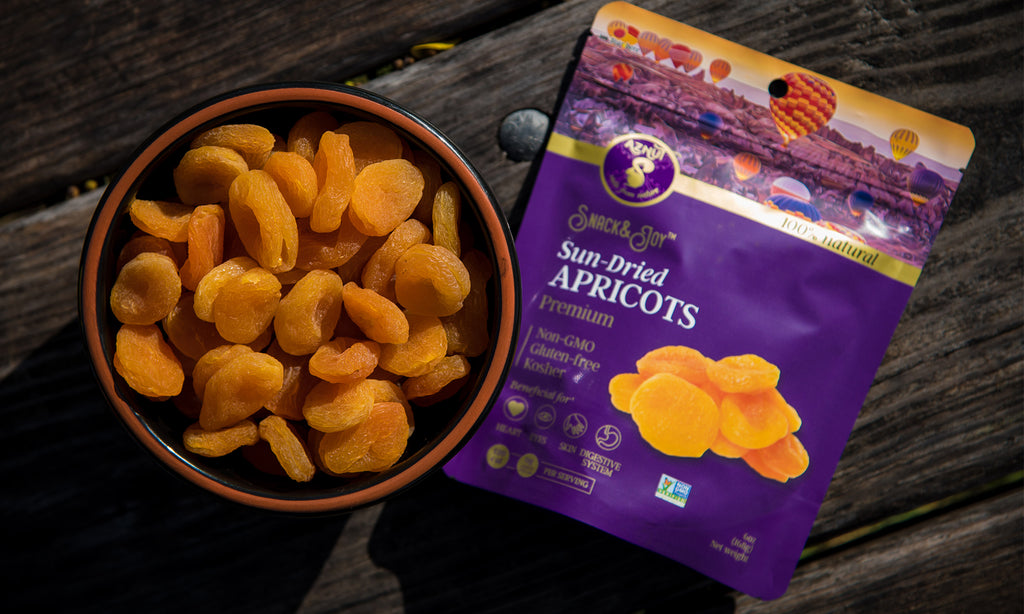 Sun Dried Apricots