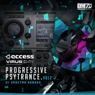 ACCESS VIRUS C + TI - PROGRESSIVE PSYTRANCE VOL. 2