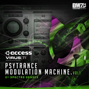 ACCESS VIRUS TI - PSYTRANCE MODULATION VOL. 1