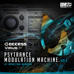 ACCESS VIRUS TI - PSYTRANCE MODULATION VOL. 2