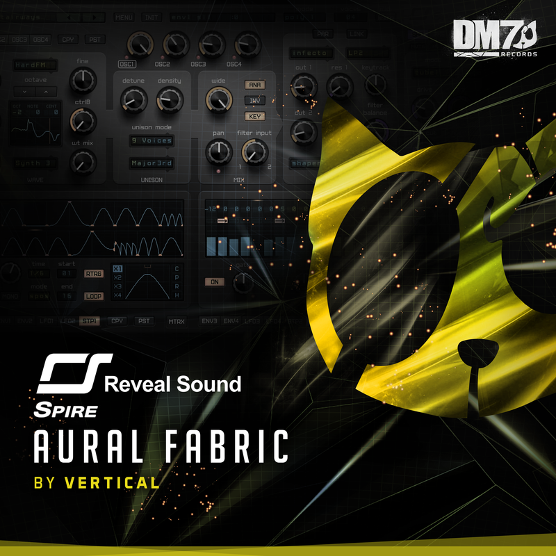 REVEAL SOUND SPIRE - AURAL FABRIC BY VERTICAL